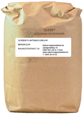 OLIEBE Walnoot extract 24