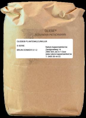 OLIEBE Bruin Donker S 1/2